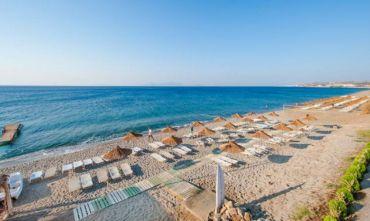 Akti Beach, direttamente sulla bella spiaggia di Kardamena...