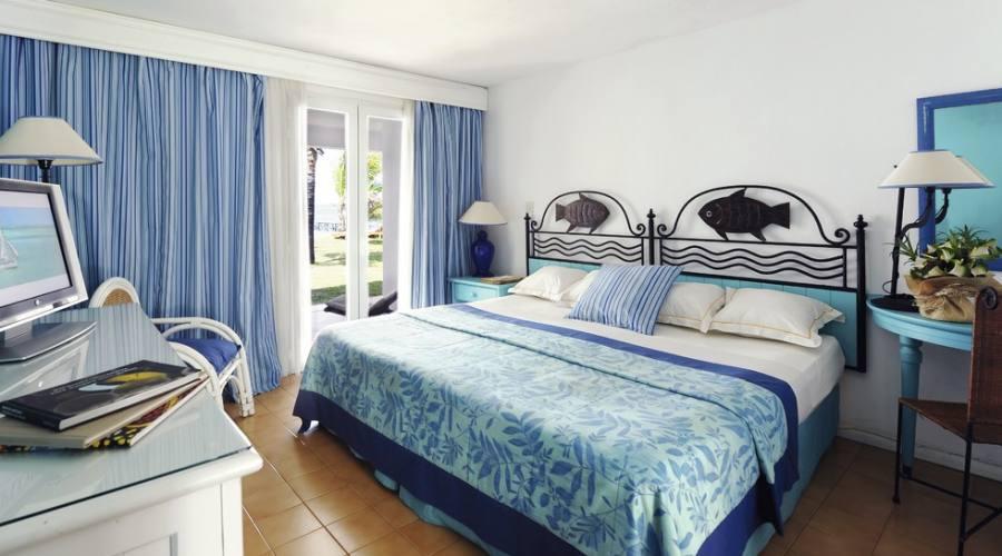 Una camera del Tropical Attitude di Mauritius