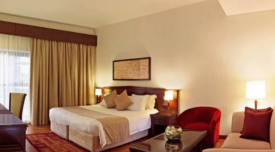 Dubai: camera classic Hotel Mejestic