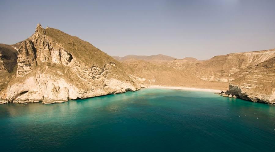 Salalah- coste e spiagge