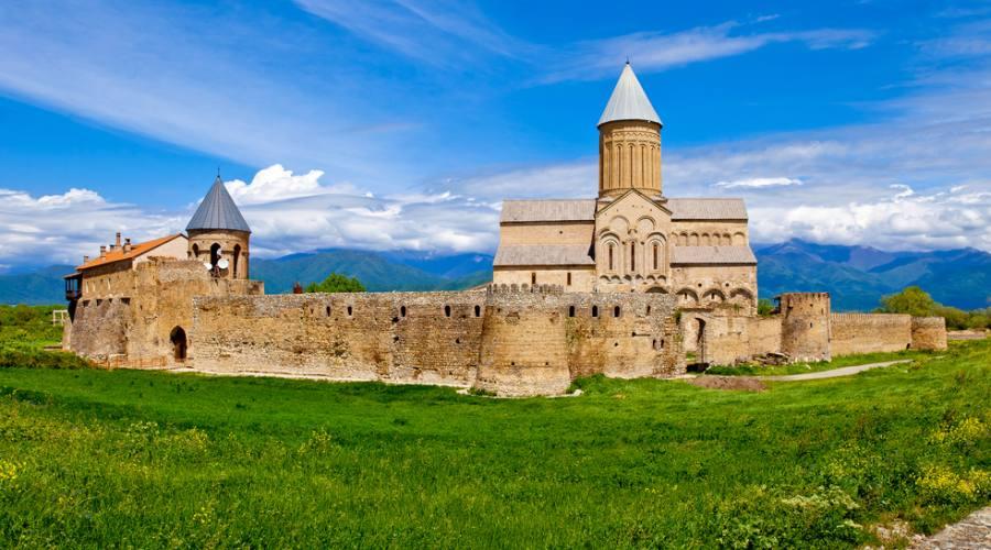 Antico Monastero, Armenia