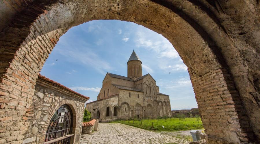 L'antico monastero di Haghartsin