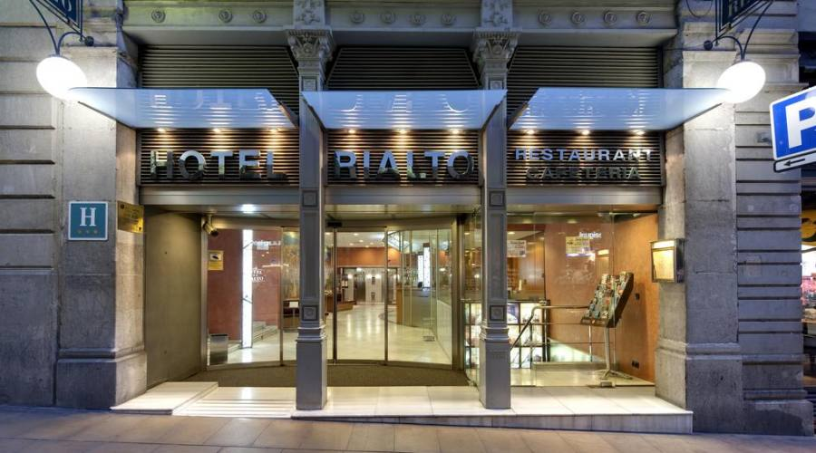Hotel di Barcellona