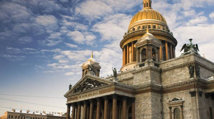 San Pietroburgo Sant'Isacco