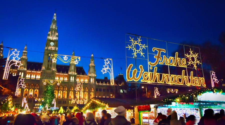 Vienna, mercatini
