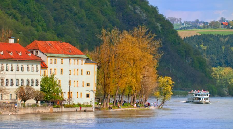 Lungo il Danubio