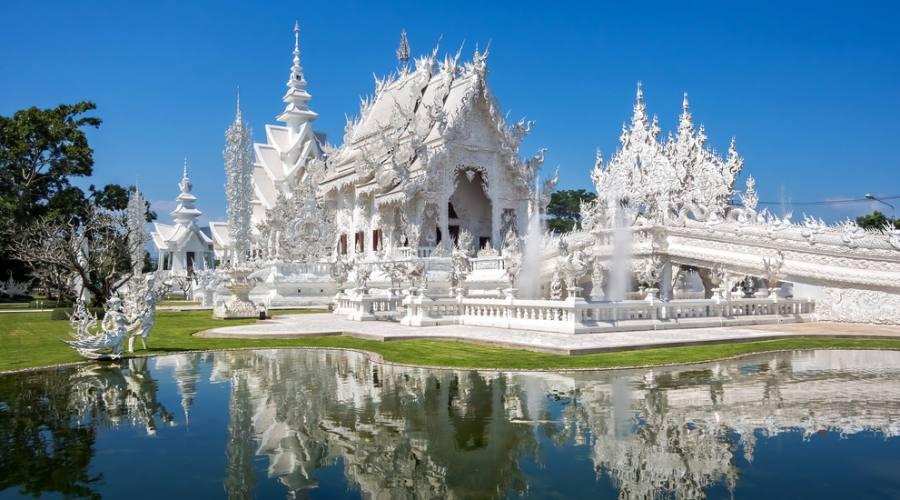 Il Tempio Bianco di Chiang Rai