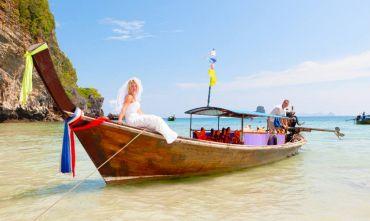 Viaggio di nozze: Tour Meraviglie Thailandesi e un mare da sogno