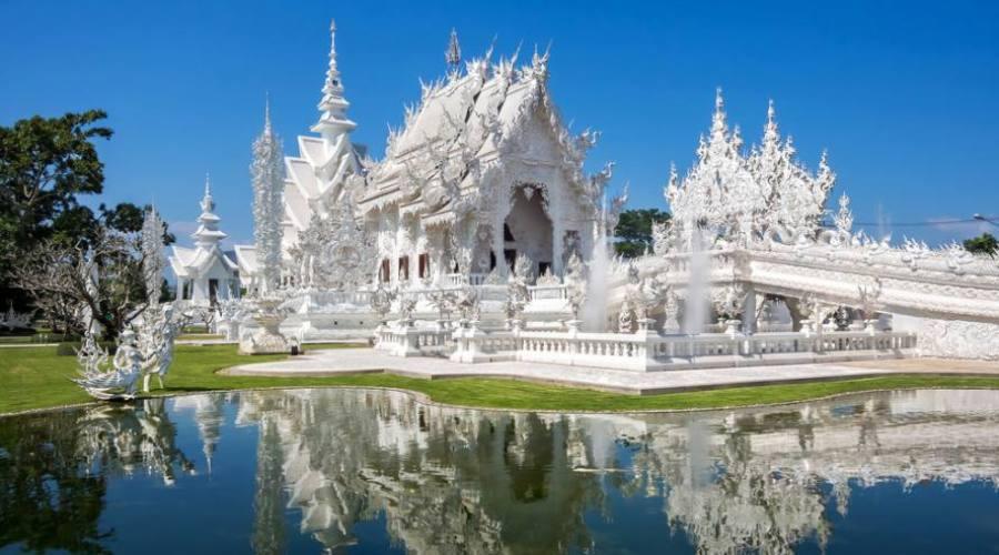 Chiang Rai, tempio bianco