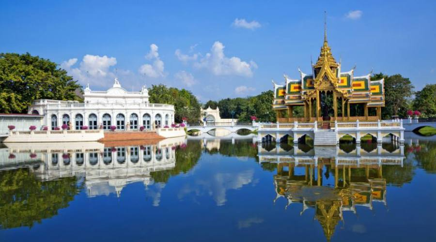 Ayutthaya: palazzo reale Bang Pa-In