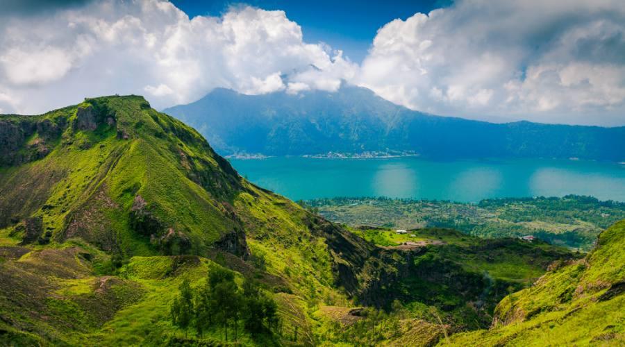 Bali: il vulcano Batur