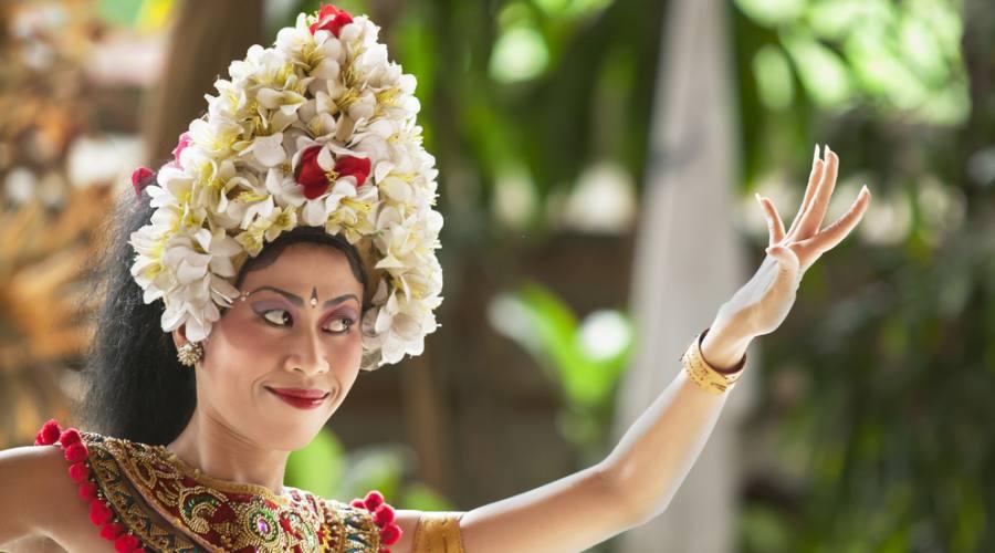 Danze tipiche a Bali
