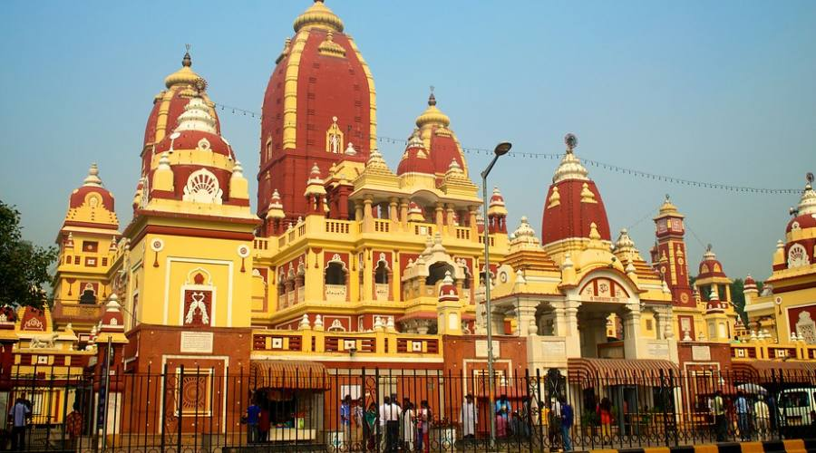 Panorama di Varanasi