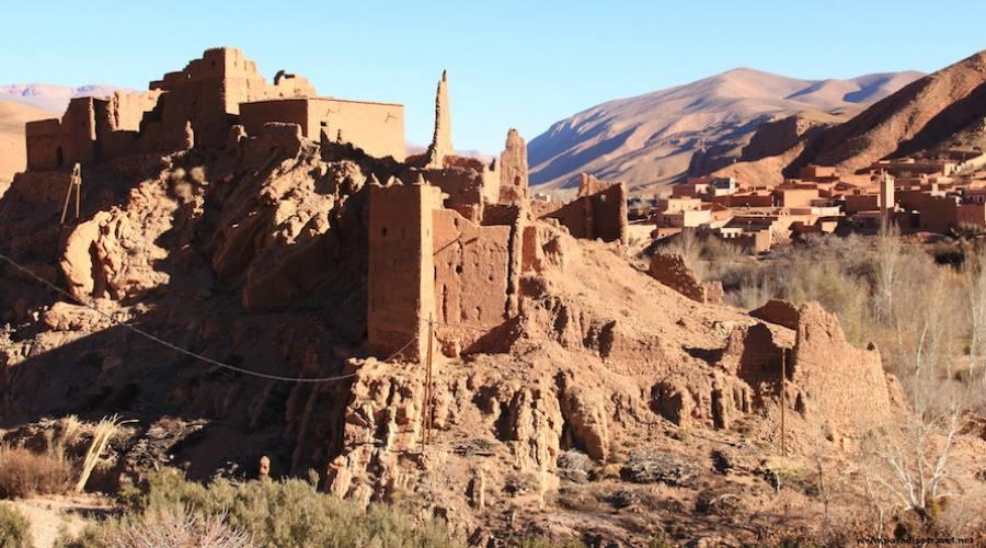 Deserto del Sahara Marocchino