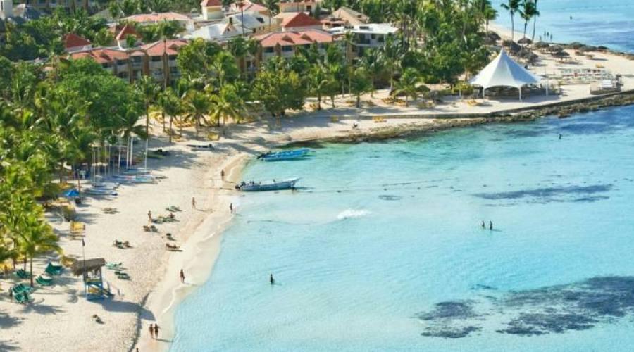 Spiaggia del Viva Dominicus Beach