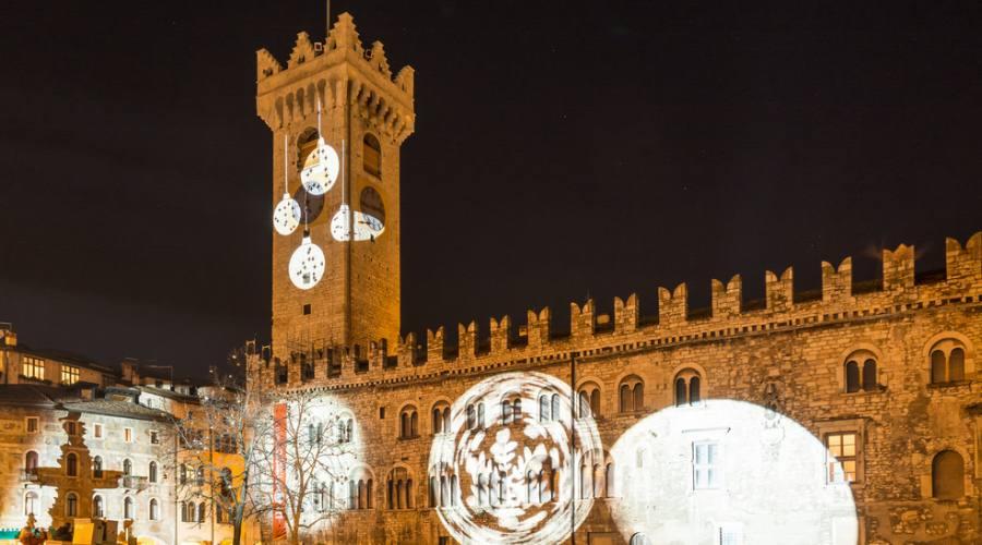 Trento in veste natalizia