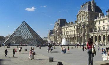Dalla Torre Eiffel a Versailles in aereo