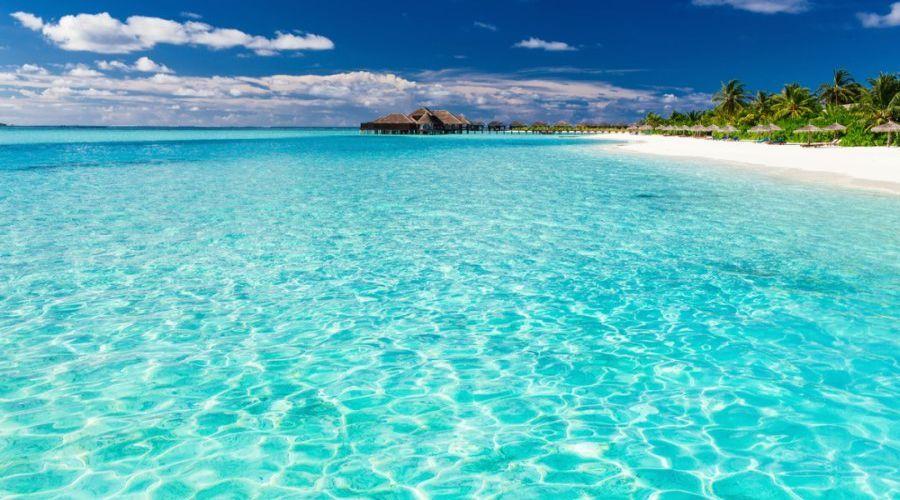 le acque dell'isola