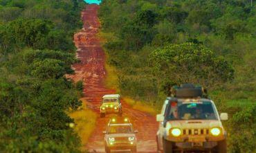 Tour Brasile inesplorato: Parco Jalapào tra cascate, fiumi e canyon