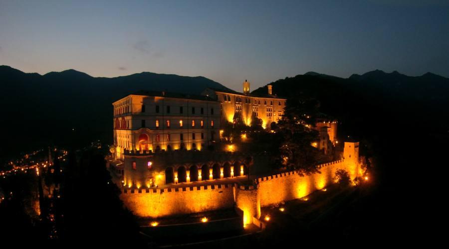 Il romantico castello