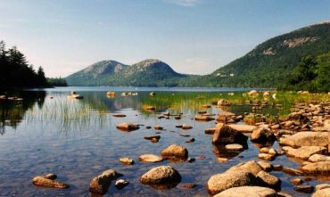 America in libertà: New England Scenografico