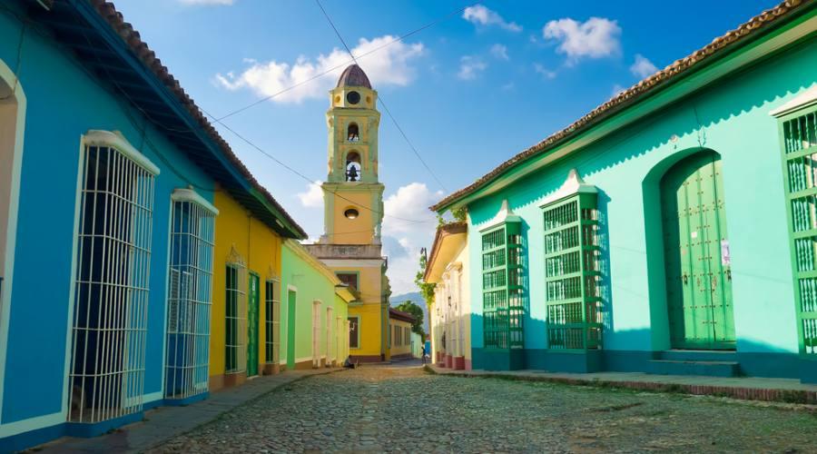 Possibile estensione Itinerario a Trinidad