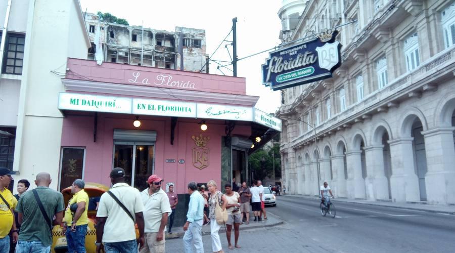 L'Havana, La Floridita