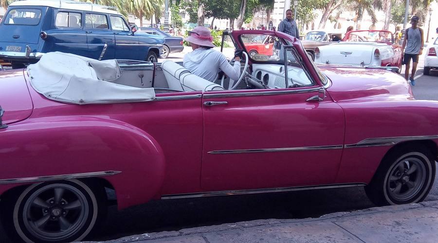 Taxi all'Havana