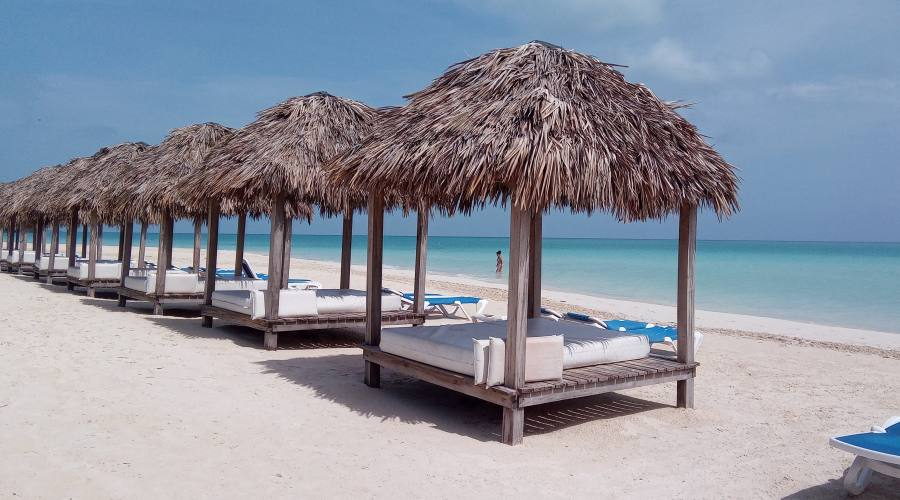 Cayo Guillermo, Playa Pilar