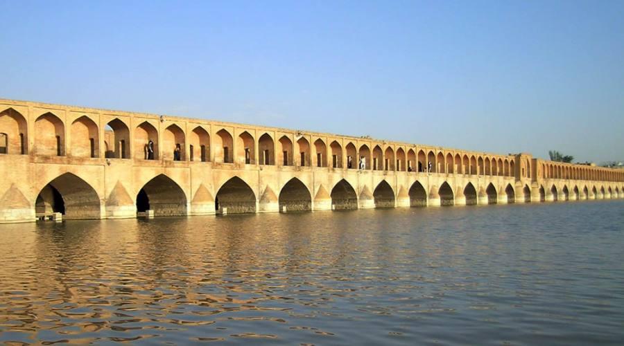 Ponte di Isfahan