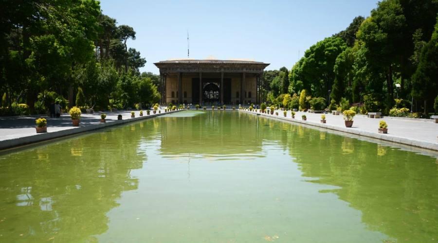 Isfahan, palazzo 40 colonne