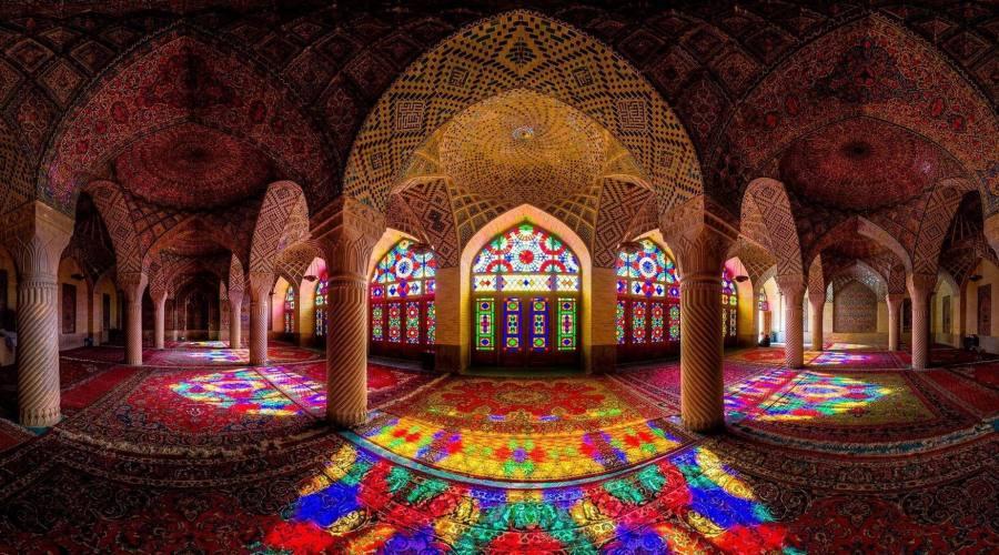interno moschea