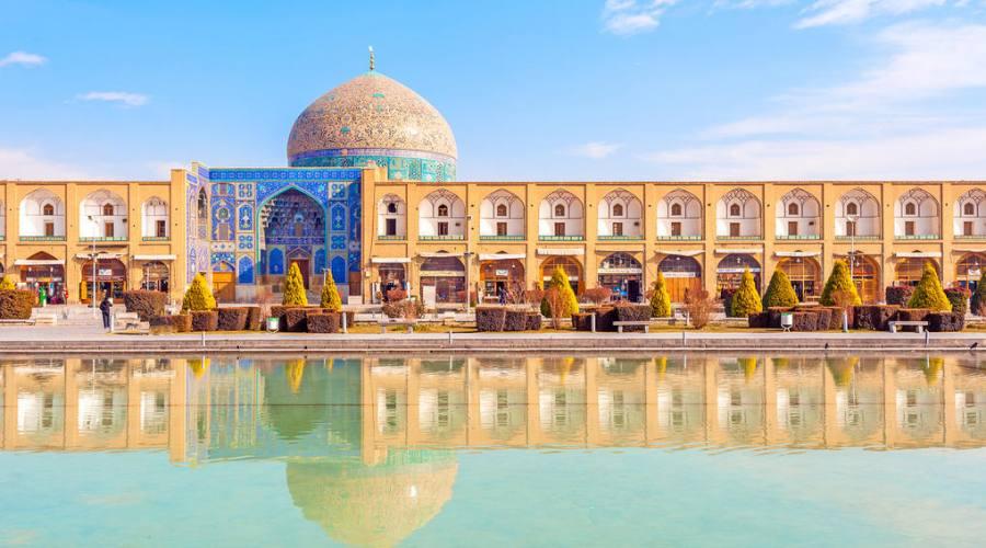 Piazza dell'Iman ad Isfahan