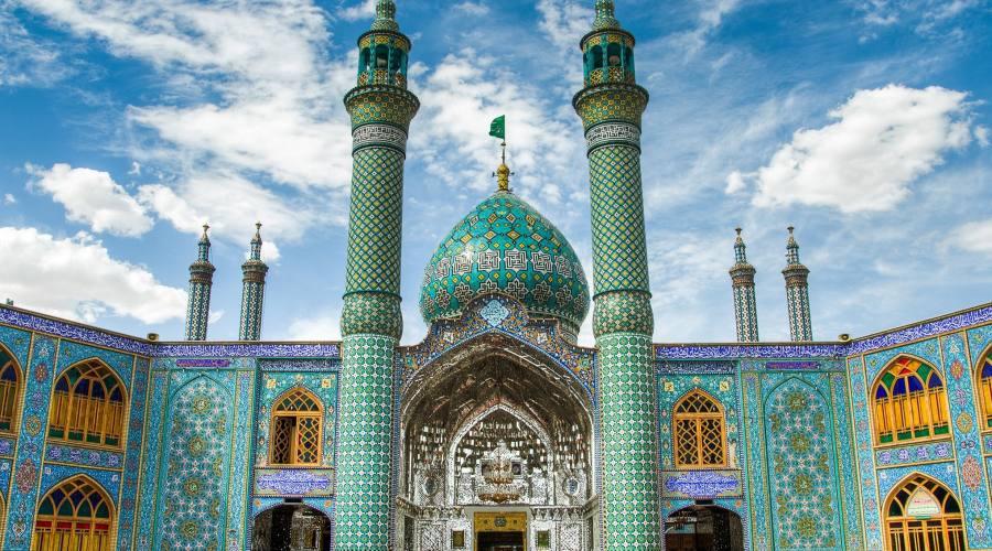 Moschea: dettagli dell'esterno