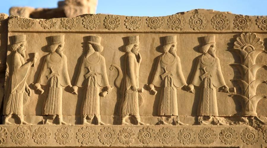 Ancient Persian ambassadors
