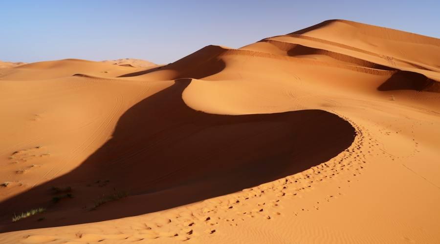 Merzouga, le Grandi Dune