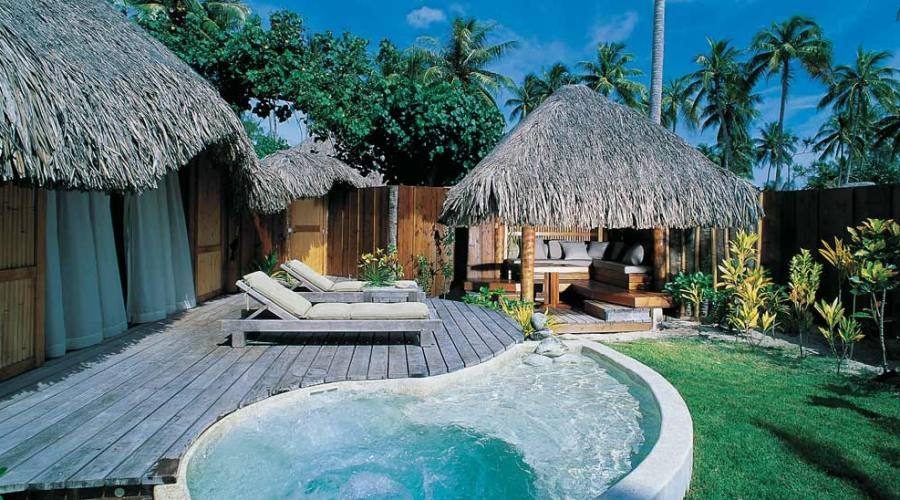 Bora Bora Pearl Beach Resort & Spa, Garden Pool Bungalow