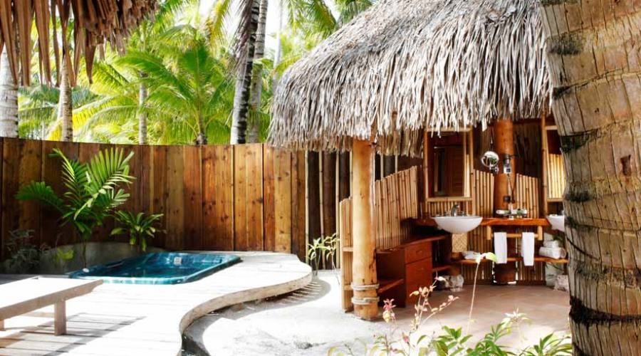 Bora Bora Pearl Beach Resort & Spa, Beach Suite con Jacuzzi