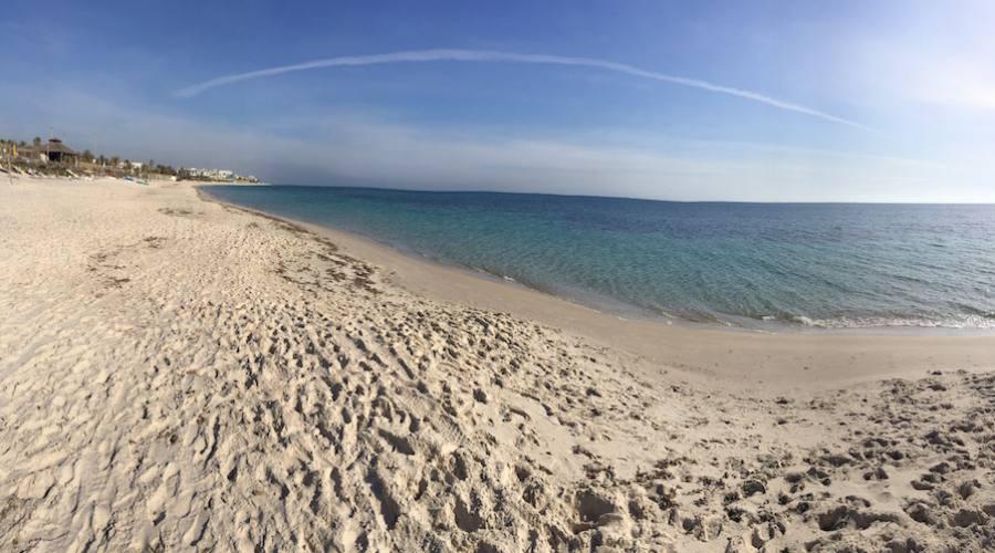 El Mouradi Palace - Port El Kantaoui Spiaggia