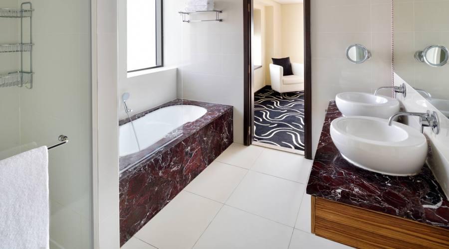Duplex suite bagno