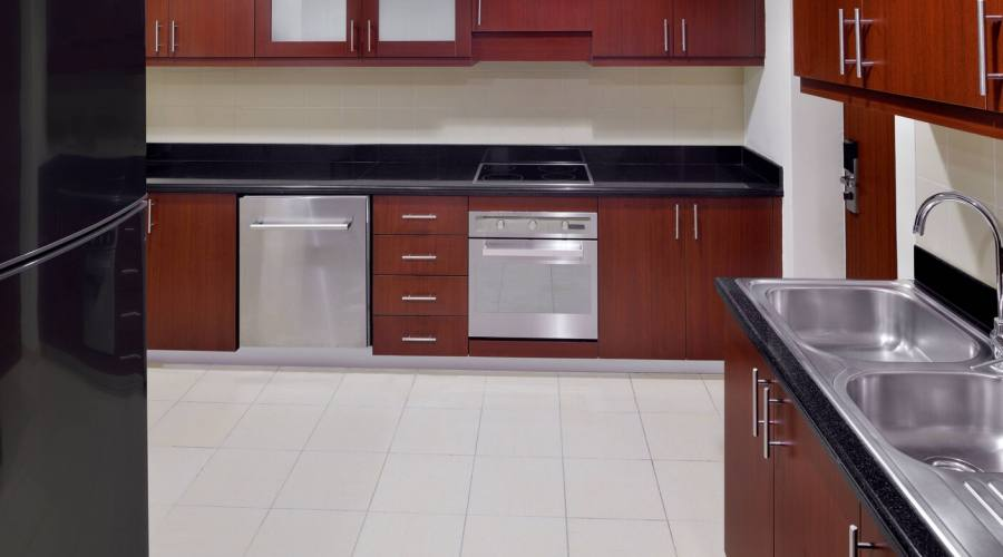 Two bedroom suite cucina