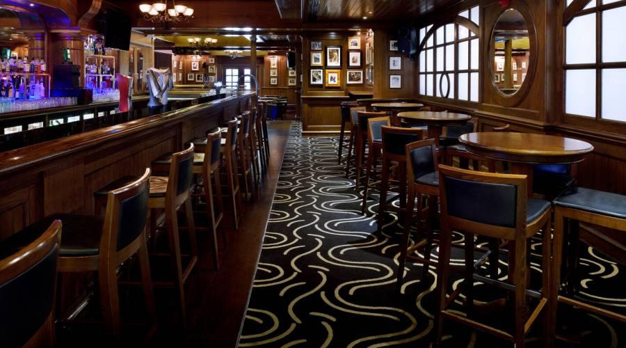 Speakeasy bar e restaurant