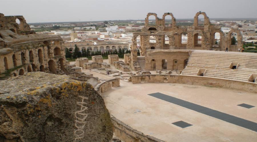 Colosseo El Jem