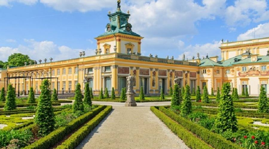 Parco reale Varsavia