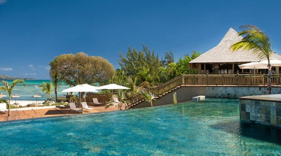 La piscina principale