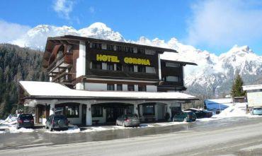 Hotel 3 stelle in Val Zoldana