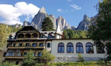 Hotel Salegg, residenza storica nell'Alpe di Siusi