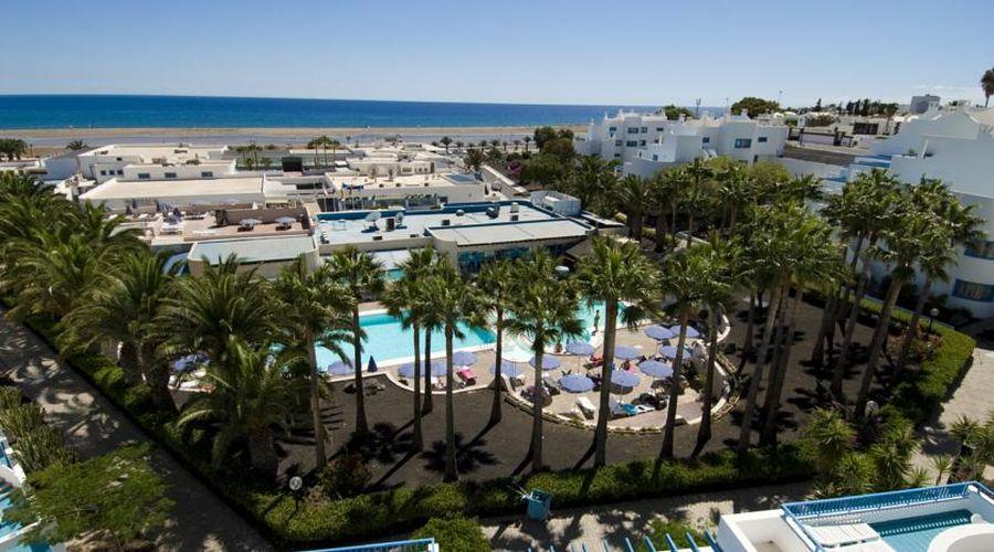 Vista panoramica Hotel e Spiaggia