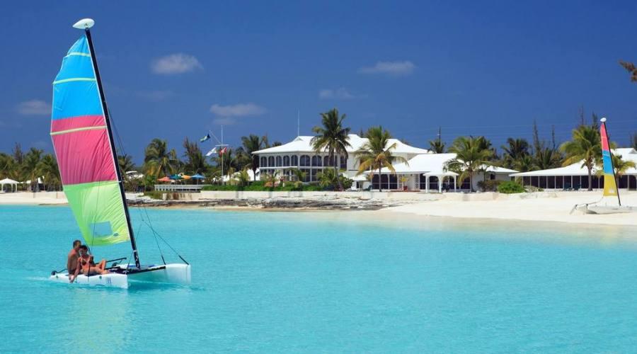 Diverse attività sportive praticabili sull'isola