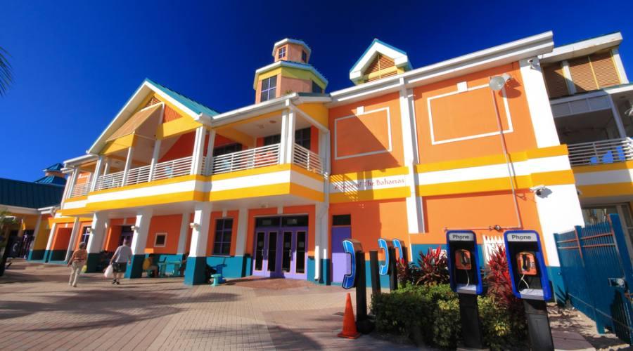 La città di Nassau